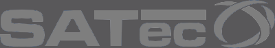 SATec GmbH Logo grau